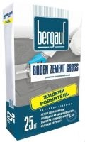 Жидкая cтяжка Bergauf Boden Zement Gross, 5-60 мм., (25 кг)